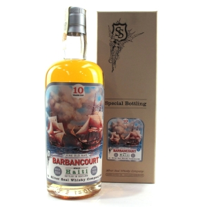 Barbancourt 2004 Silver Seal 10 Year Old Rum