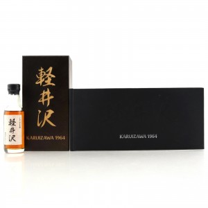 Karuizawa 1964 Wealth Solutions 48 Year Old Miniature 5cl / with Book