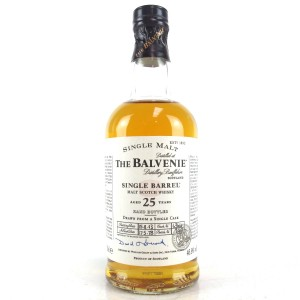 Balvenie 1978 Single Barrel 25 Year Old 20cl