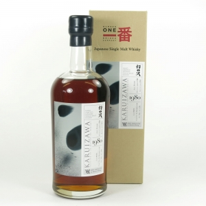 Karuizawa 1980 34 Year Old Single Cask #6476