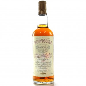 Bowmore 1973 Oddbins Exclusive