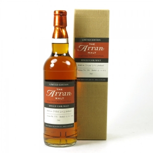 Arran 1995 Single Sherry Cask