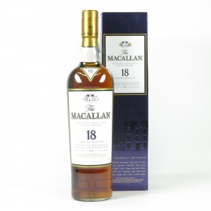 Macallan 1995 18 Year Old 75cl (US Import) Front