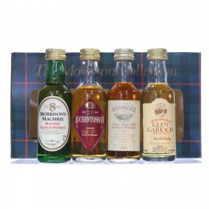 Morrison Collection 4 x 5cl / Including Bowmore 1965