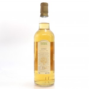 Laphroaig 'Leapfrog' 1987 Murray McDavid 12 Year Old