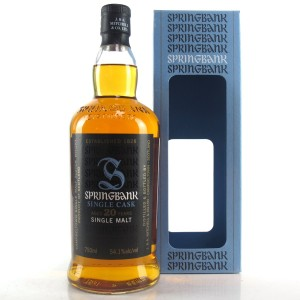 Springbank 1995 Single Cask 20 Year Old 75cl / US Import