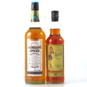 Spiced Rum 1 Litre and 70cl
