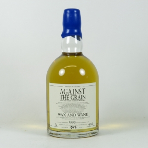"""Dailuaine 1993 Against the Grain """"Wax and Wane"""" 13 Year Old Front"""