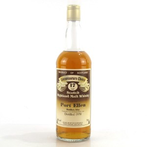 Port Ellen 1970 Gordon and MacPhail 17 Year Old