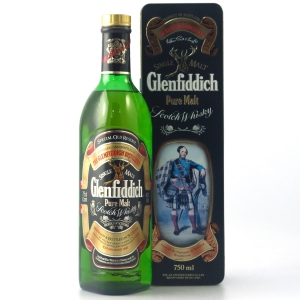 Glenfiddich Clans of the Highlands 1980s / Clan Macpherson