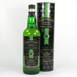 Glenglassaugh 1985 Cadenhead's 13 Year Old