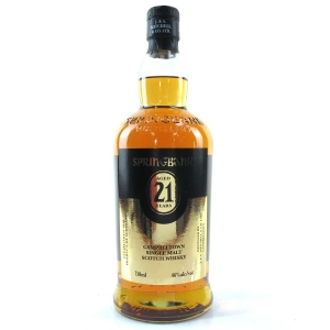 Springbank 21 Year Old 75cl / US Import