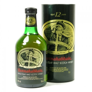 Bunnahabain 12 Year Old 1990s