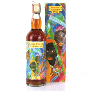 La Bonne Intention 1985 Velier Demerara Rum