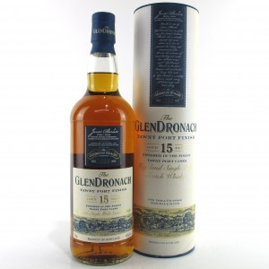 Glendronach 15 Year Old Tawny Port Finish 75cl / US Import