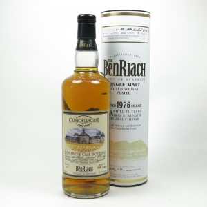 Benriach 1976 Single Cask 28 Year Old / Craigellachie Hotel