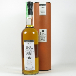 Brora 30 Year Old 2002 Release (First Edition) Front