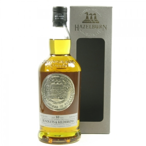 Hazelburn 2003 Rundelts and Kilderkins Front