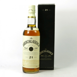 Bruichladdich 21 Year Old 1990s