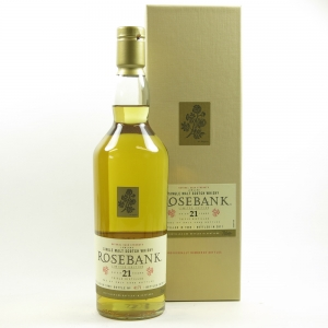 Rosebank 1990 21 Year Old / 2011 Release Front