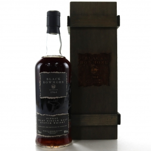 Bowmore 1964 Black Bowmore 30 Year Old / 2nd Edition