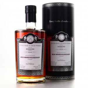 Bowmore 2001 Malts of Scotland Sherry Hogshead / MOS Warehouseshop