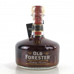Old Forester 2006 Birthday Bourbon 12 Year Old