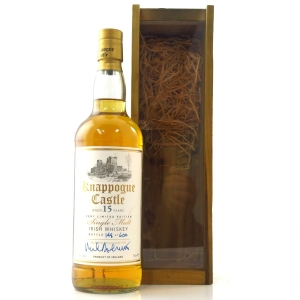 Knappogue Castle 15 Year Old Very Limited Edition 75cl / US Import