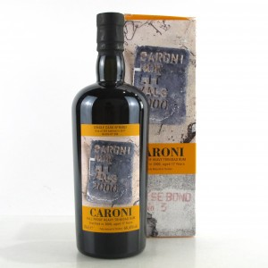Caroni 2000 Velier Single Cask 17 Year Old #R4002 Heavy Full Proof / Eataly
