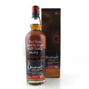 Benromach 12 Year Old Cask Strength Batch #1 / Taiwan Exclusive