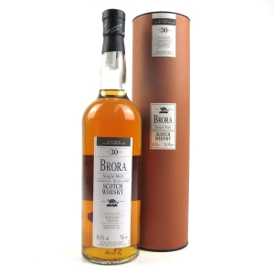 Brora 30 Year Old 2005 Release