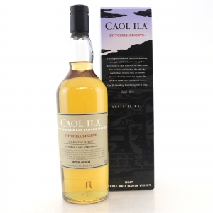 Caol Ila Unpeated Stitchell Reserve
