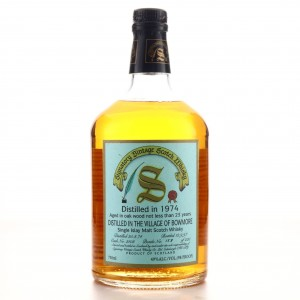 Bowmore 1974 Signatory Vintage 23 Year Old 75cl / US Import