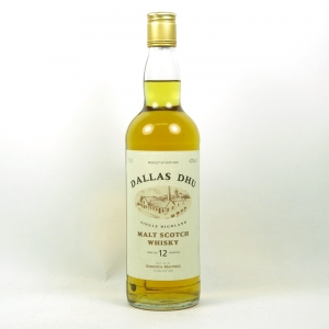 Dallas Dhu 12 Year Old Gordon and Macphail Front