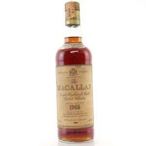 Macallan 1965 17 Year Old / Rinaldi Import