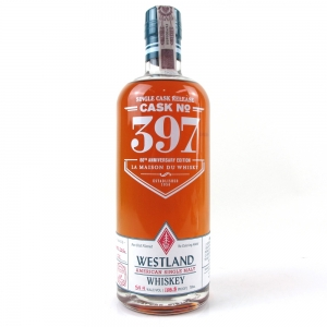 Westland American Single Malt - 60th Anniversary LMDW Single Cask