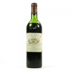 Chateau Margaux, Grand Vin 1975
