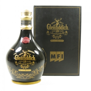 Glenfiddich 18 Year Old Ancient Reserve MFI Decanter