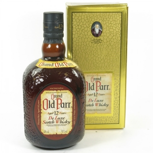 Grand Old Parr 12 Year Old 93.75cl