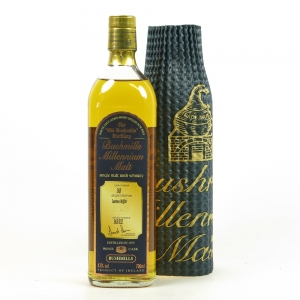 Bushmills 1975 Millennium Malt Single Cask