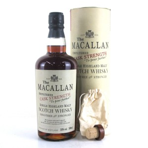Macallan 1981 Exceptional Cask #9780
