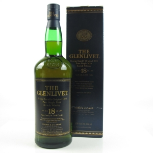Glenlivet 18 Year Old 1 Litre