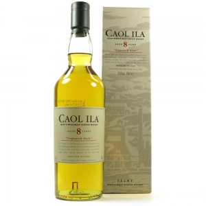 Caol Ila 8 Year Old Unpeated 2006 / First Edition
