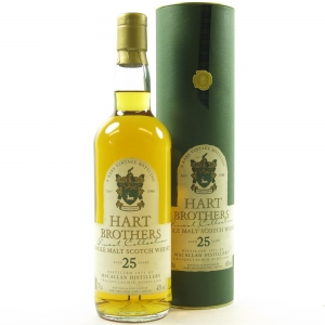 Macallan 1971 Hart Brothers 25 Year Old