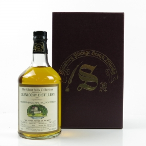 Glenlochy 1980 Signatory Vintage 25 Year Old / World of Whisky Exclusive