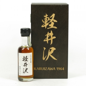 Karuizawa 1964 48 Year Old Miniature 5cl