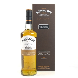 Bowmore 1999 Mashman's Selection 14 Year Old