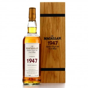 Macallan 1947 Fine and Rare 15 Year Old