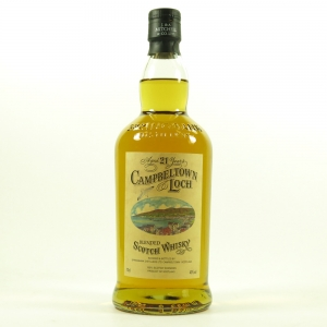 Campbeltown Loch 21 Year Old