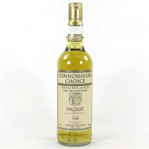 Macduff 1989 Gordon and Macphail 18 Year Old